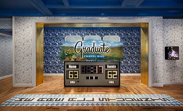 Graduate Hotels Launches in Chapel Hill